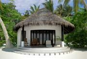 King Beach Villa - Iru Fushi Beach Resort & Spa Maldives