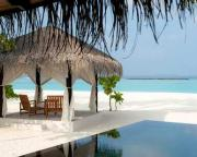 Sunrise Deluxe Beach Villa - Iru Fushi Beach Resort & Spa Maldives