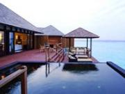 Infinity Water Villa - Iru Fushi Beach Resort & Spa Maldives