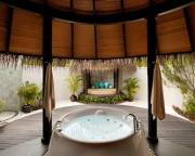 Deluxe Beach Villa - Iru Fushi Beach Resort & Spa Maldives